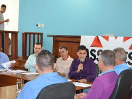 Última reunião itinerante da Assoleste ocorreu em Capitão Andrade