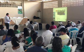 Público prestigiou o seminário de meio ambiente da Emater