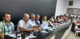 conferência municipal de assistência social - mendes pimentel